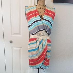 Cynthia Steffe silk dress sz 2